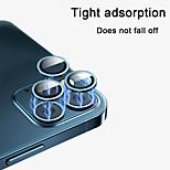 economico -telefono Proteggi Schermo Apple iPhone 12 iPhone 11 iPhone 12 Pro Max iPhone 11 Pro iPhone 11 Pro Max Vetro temperato 2 pz Alta definizione (HD) Anti-graffi Protezione dell'obiettivo della fotocamera