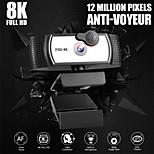 economico -LITBest 8806-8K-C 8 mp Videocamera IP Al Coperto Supporto