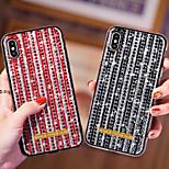 economico -telefono Custodia Per Apple Per retro iPhone 12 iPhone 11 iPhone 12 Pro Max iPhone 11 Pro iPhone 11 Pro Max iPhone 12 Pro iphone 7/8 iPhone X / XS Resistente agli urti Con diamantini Con onde TPU
