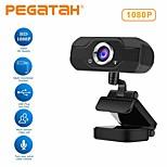 economico -webcam hd 1080p web cam con microfono per la trasmissione in diretta videochiamata lavoro di conferenza videocamera mini pc web cam per computer