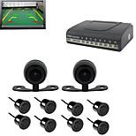 economico -PZ600-8 Kit radar di retromarcia Plug-and-Play per Auto