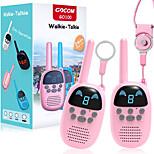 abordables -talkies-walkies pour enfants pour garçons de 4 à 12 ans, cadeau pour enfants de radios bidirectionnelles portables, jouets de talky-walkie pour enfants à longue portée pour l'extérieur, camping,