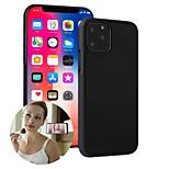 economico -telefono Custodia Per Apple Per retro iPhone 12 Pro Max 11 SE 2020 X XR XS Max 8 7 Anti gravità Resistente agli urti A prova di sporco Tinta unica TPU