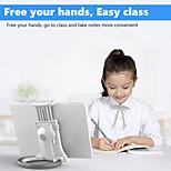 economico -Supporto per cellulare Da scrivania iPad Cellulare Tavoletta Supporto regolabile Supporto da scrivania per telefono Regolabili ABS Appendini per cellulare iPhone 12 11 Pro Xs Xs Max Xr X 8 Samsung