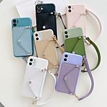 economico -telefono Custodia Per Apple Per retro iPhone 12 iPhone 11 iPhone 12 Pro Max iPhone 11 Pro iPhone 11 Pro Max iPhone 12 Pro iphone 7/8 iPhone X / XS Porta-carte di credito Resistente agli urti A prova