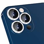 economico -telefono Proteggi Schermo Per Apple iPhone 12 iPhone 11 iPhone 12 Pro Max iPhone 11 Pro iPhone 11 Pro Max Vetro temperato 2 pz Luminoso Anti-graffi Protezione dell'obiettivo della fotocamera