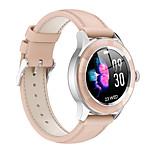 economico -S09 Unisex Intelligente Guarda Bluetooth Monitoraggio frequenza cardiaca Misurazione della pressione sanguigna Calorie bruciate Assistenza sanitaria Informazioni Cronometro Pedometro Avviso di