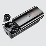 economico -T10 Auricolari wireless Cuffie TWS Bluetooth5.0 Dotato di microfono Con il controllo del volume HIFI per Apple Samsung Huawei Xiaomi MI Cellulare