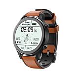 economico -smartwatch mt18s supporta misurazione della frequenza cardiaca / pressione sanguigna, tracker sportivo per telefoni iphone / android