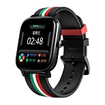 economico -smartwatch mt2 per telefoni apple / android, supporto per tracker sportivo misurazione della frequenza cardiaca e chiamata bluetooth