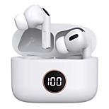 economico -M10 Auricolari wireless Cuffie TWS Bluetooth5.0 Design ergonomico Stereo Eliminazione del rumore ambientale ENC per Apple Samsung Huawei Xiaomi MI Cellulare