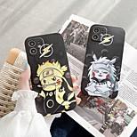 economico -Naruto telefono Custodia Per Apple Per retro iPhone 12 Pro Max 11 SE 2020 X XR XS Max 8 7 Resistente agli urti IMD Naruto Cartoni animati TPU