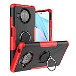 economico -telefono Custodia Per Xiaomi Per retro Poco M3 Redmi Note 9 5G Mi 10T Lite 5G Mi 11 Lite Redmi Note 10 Redmi Note 10 Pro Resistente agli urti A prova di sporco Tinta unita TPU