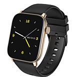 economico -KW76 Intelligente Guarda per Android iOS Bluetooth IP68 Impermeabile Schermo touch Monitoraggio frequenza cardiaca Pedometro Monitoraggio del sonno Promemoria sedentario Uomini donne