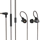 economico -Remax RM-580 Auricolari in-ear cablato Jack audio da 3,5 mm PS4 PS5 XBOX Design ergonomico HIFI nell'orecchio per Apple Samsung Huawei Xiaomi MI Cellulare