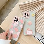 economico -telefono Custodia Per Apple Per retro iPhone 12 Pro Max 11 SE 2020 X XR XS Max 8 7 Resistente agli urti A prova di sporco Con supporto Cartoni animati TPU