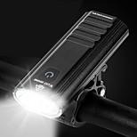 economico -LED Luci bici Luce frontale per bici LED Bicicletta Ciclismo Impermeabile Super luminoso Duraturo Batteria ricaricabileLi-ion 1200 lm USB Campeggio / Escursionismo / Speleologia Uso quotidiano