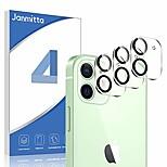 economico -janmitta per iphone 12 pellicola protettiva in vetro antiproiettile per fotocamera [3 pezzi], lente posteriore con durezza 9h vetro antiproiettile [antigraffio] [anti-olio] vetro protettivo