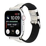 economico -Cinturino intelligente per Apple  iWatch 1 pcs Chiusura classica Silicone Sostituzione Custodia con cinturino a strappo per Apple Watch Serie SE / 6/5/4/3/2/1
