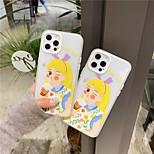 economico -telefono Custodia Per Apple Per retro iPhone 12 Pro Max 11 SE 2020 X XR XS Max 8 7 Resistente agli urti A prova di sporco Cartoni animati TPU