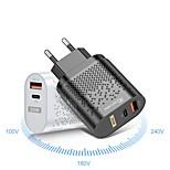 economico -20 W Potenza di uscita USB Caricatore PD Caricatore veloce Caricabatterie portatile Portatile Multiuscita Ricarica veloce Zero Per Cellulari