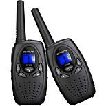 abordables -talkies-walkies rechargeables longue portée, jouets pour garçons de 3 à 12 ans filles, 22 ch vox mains libres, pour enfants famille adultes aventure camping randonnée (pack de 2)