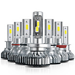 economico -Fari a led per mini auto ad alta luminosità ad alta potenza yobis Fari a emissione di luce a 360 gradi Fari dob modificati per auto