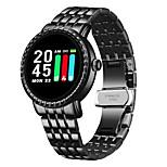economico -155 Intelligente Guarda IP 67 Impermeabile Monitoraggio frequenza cardiaca Misurazione della pressione sanguigna ECG + PPG Pedometro Avviso di chiamata per Android iOS Uomini donne / Sportivo