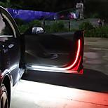 economico -lampada di avvertimento per portiera auto porta auto 2 pezzi luce di striscia a led luci universali per porte aperte luci stroboscopiche ambiente di sicurezza 120 cm strisce flessibili 12v