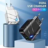 economico -25.5 W Potenza di uscita USB Caricatore veloce Caricatore del telefono Caricabatterie portatile Per Universale