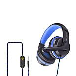 """economico -OVLENG OV-P6 Cuffie da gioco """"Jack audio da 3,5 mm"""" Design ergonomico Retrattile Stereo per Apple Samsung Huawei Xiaomi MI PC"""