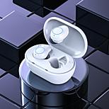 economico -A1-TWS Auricolari wireless Cuffie TWS Bluetooth5.0 Design ergonomico Stereo Doppio driver per Apple Samsung Huawei Xiaomi MI Cellulare