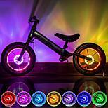 economico -LED Luci bici Luce LED Bicicletta Ciclismo Impermeabile Super luminoso Duraturo Batteria ricaricabileLi-ion / USB Campeggio / Escursionismo / Speleologia Uso quotidiano Ciclismo / IPX 6