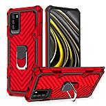 economico -telefono Custodia Per Xiaomi Per retro Redmi 9 Power Redmi 9T Xiaomi Poco X3 NFC Mi 10T Pro 5G Mi 10T 5G Poco M3 Redmi Note 9 Pro Redmi Note 9 Pro Max Redmi Note 8 POCO X3 Resistente agli urti A