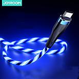 economico -joyroom s-1224n3 cavo da usb c a usb c ricarica rapida 3 a 1.0 m (3 piedi) tpe per samsung xiaomi huawei accessorio del telefono