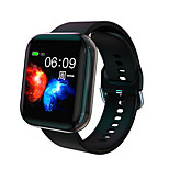 economico -TOLEDA T3M Intelligente Guarda IP 67 Monitoraggio frequenza cardiaca Misurazione della pressione sanguigna Informazioni Avviso di chiamata Promemoria sedentario Allarme sveglia per Android iOS Uomini