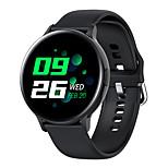 economico -GW32 Intelligente Guarda Bluetooth IP68 Impermeabile Schermo touch Monitoraggio frequenza cardiaca Pedometro Avviso di chiamata Localizzatore di attività Cassa dell'orologio da 44 mm per Android iOS