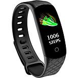 economico -S2 Intelligente Guarda Bluetooth IP68 Impermeabile Schermo touch Monitoraggio frequenza cardiaca Pedometro Avviso di chiamata Localizzatore di attività per Android iOS Uomini donne / Sportivo