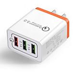 economico -15 W Potenza di uscita USB Caricatore veloce Caricatore del telefono Caricabatterie portatile Per Universale