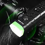 economico -LED Luci bici Luce frontale per bici LED Bicicletta Ciclismo Impermeabile Super luminoso Duraturo Batteria ricaricabileLi-ion 350 lm USB Campeggio / Escursionismo / Speleologia Uso quotidiano
