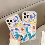 economico -telefono Custodia Per Apple Per retro iPhone 12 Pro Max 11 SE 2020 X XR XS Max 8 7 Resistente agli urti A prova di sporco Cartoni animati Animali TPU