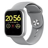 economico -gt1 Intelligente Guarda per Android iOS 1.3 pollice Misura dello schermo Monitoraggio frequenza cardiaca Misurazione della pressione sanguigna Sportivo Pedometro Avviso di chiamata Monitoraggio del