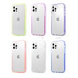 economico -telefono Custodia Per Apple Per retro Custodia trasparente iPhone 12 Pro Max 11 SE 2020 X XR XS Max 8 7 6 Resistente agli urti A prova di sporco Transparente Transparente TPU
