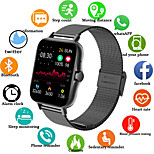 economico -ZW23 Intelligente Guarda IP 67 Impermeabile Monitoraggio frequenza cardiaca Sportivo ECG + PPG Pedometro Avviso di chiamata per Android iOS Uomini donne / Monitoraggio del sonno