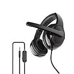 """economico -OVLENG OV-P8 Cuffie da gioco """"Jack audio da 3,5 mm"""" Design ergonomico Retrattile Stereo per Apple Samsung Huawei Xiaomi MI PC"""