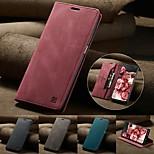 economico -telefono Custodia Per Xiaomi Integrale Custodia in pelle Porta carte di credito Redmi K30S Redmi Note 9 Redmi Note 9 Pro Redmi Note 9 Pro Max Redmi K20 Pro Redmi K20 Redmi Note 9S Redmi Note 10 Redmi