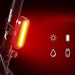 economico -LED Luci bici Luce posteriore per bici LED Bicicletta Ciclismo Impermeabile Super luminoso Duraturo Batteria ricaricabileLi-ion 60 lm USB Campeggio / Escursionismo / Speleologia Uso quotidiano