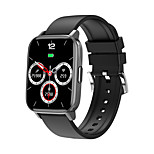 economico -DBT-SW25 Intelligente Guarda Bluetooth Schermo touch Monitoraggio frequenza cardiaca Misurazione della pressione sanguigna Timer Pedometro Avviso di chiamata Cassa dell'orologio da 52 mm per Android