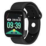 economico -TOLEDA T5 Intelligente Guarda IP 67 Monitoraggio frequenza cardiaca Misurazione della pressione sanguigna Informazioni ECG + PPG Avviso di chiamata Promemoria sedentario per Android iOS Uomini donne