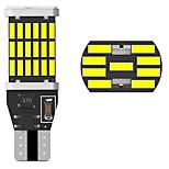 economico -yobis car led luce di retromarcia t15 3030 24smd evidenziazione corrente costante decodifica larghezza display luce modifica indicatori di direzione